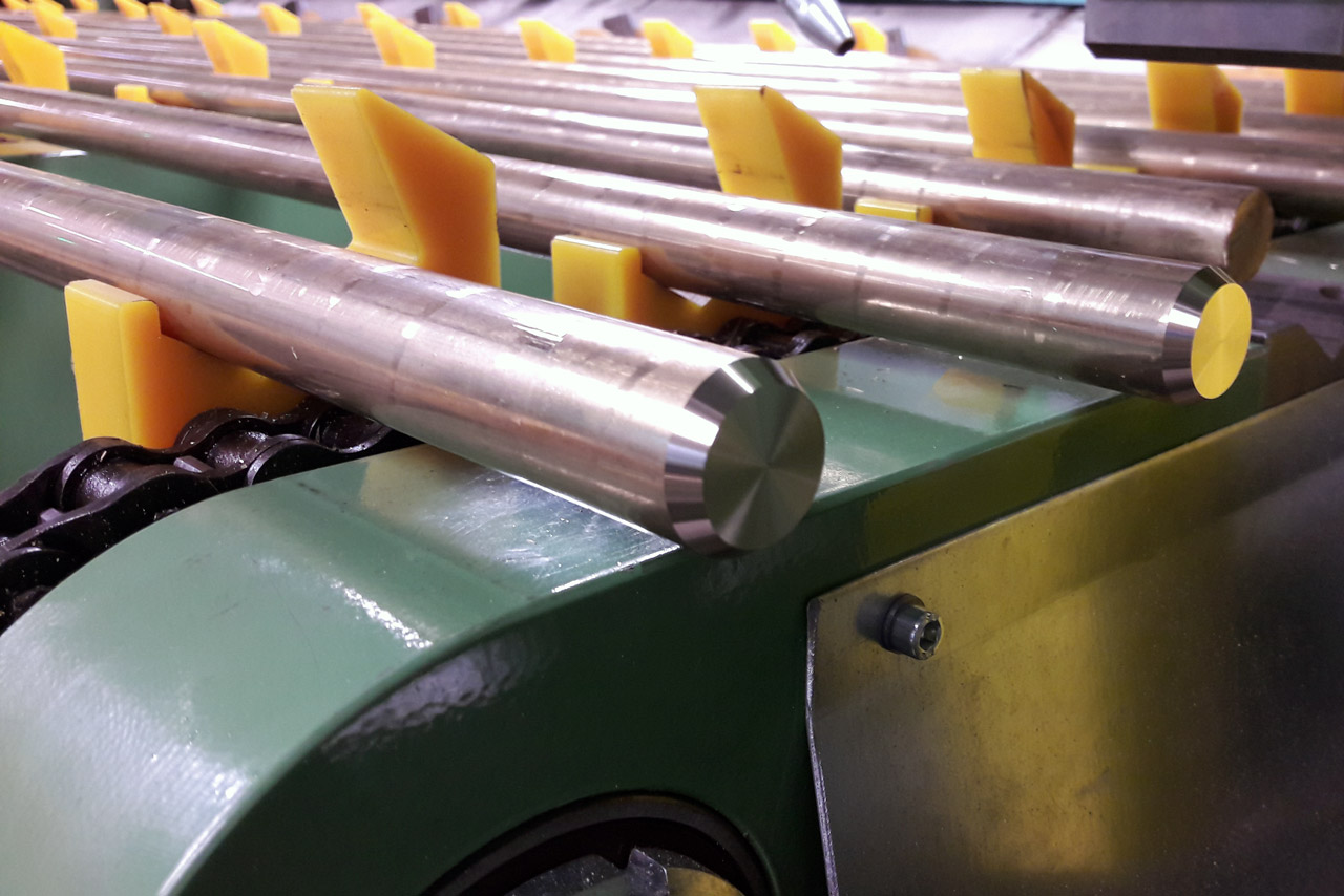 Bar chamfering machines manufacturers italy